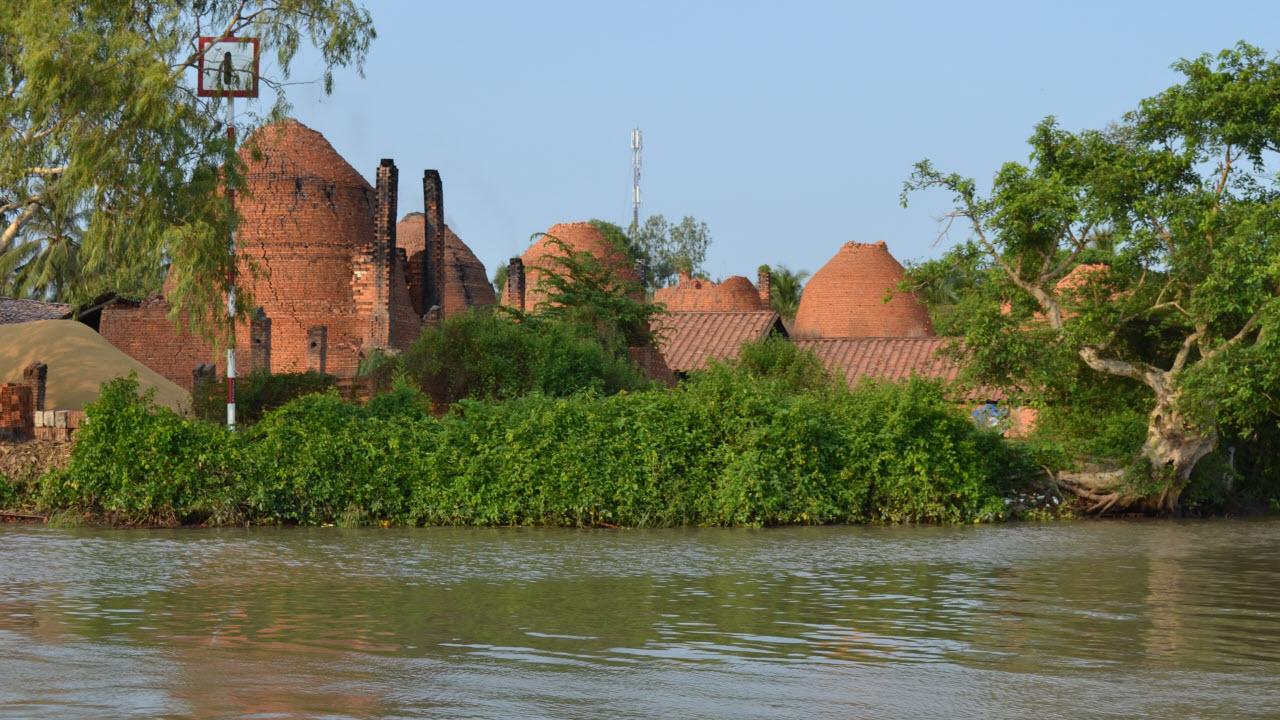 Mekong delta tours BenTre