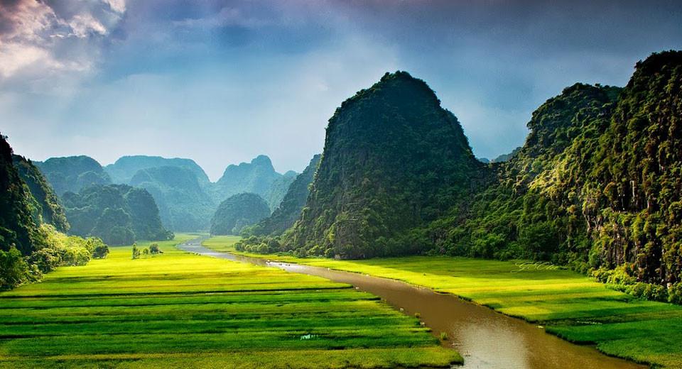 Hoa Lu Tam Coc in Ninh Binh