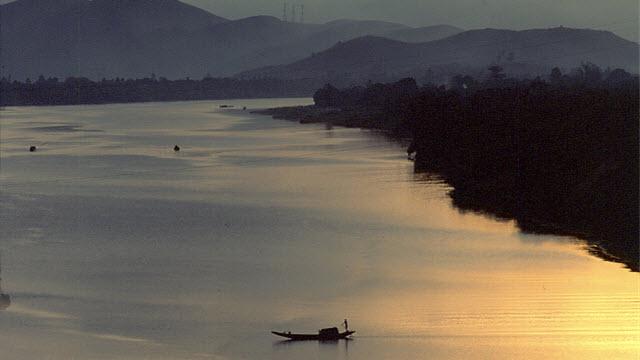 Hue Vietnam - perfume river
