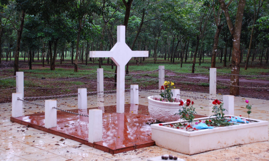 LongTan memorial in 2013