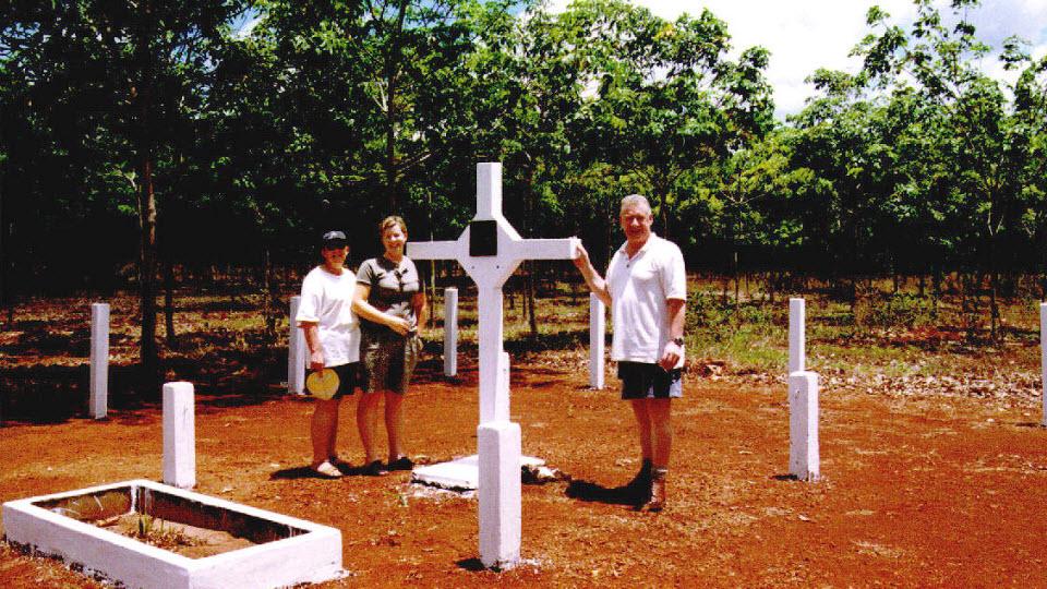 LongTan memorial in 2002