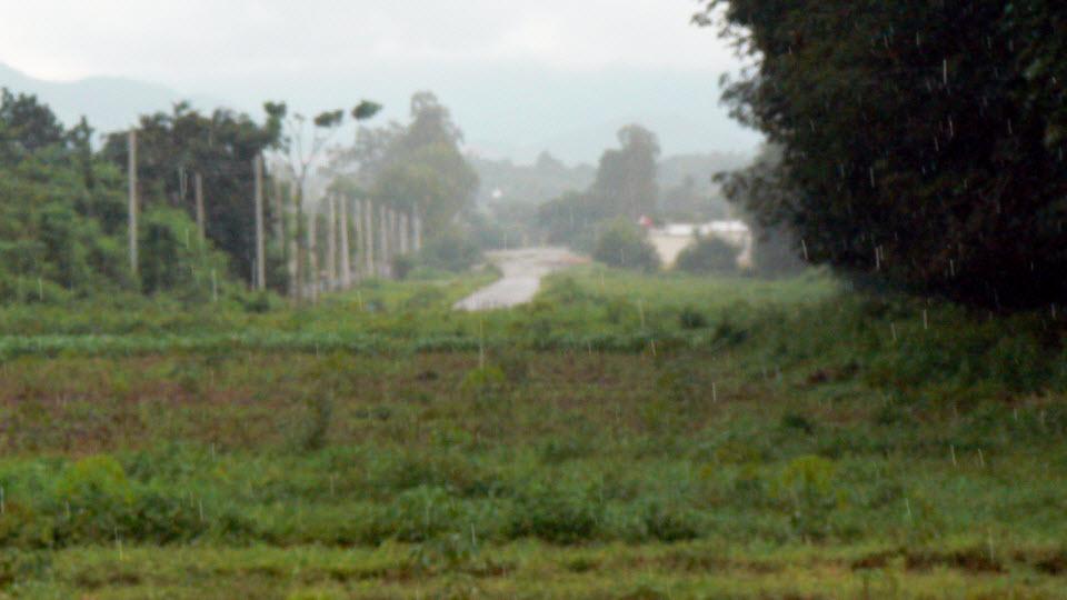 Former runway of NuiDat airbase