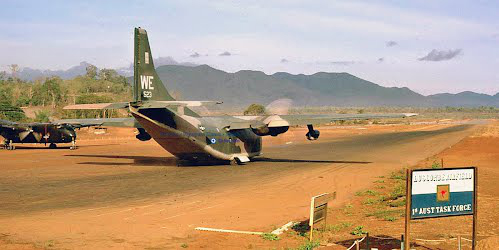 NuiDat airfield