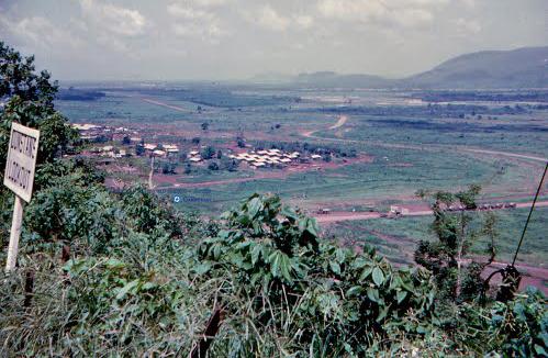 NuiDat airfield base