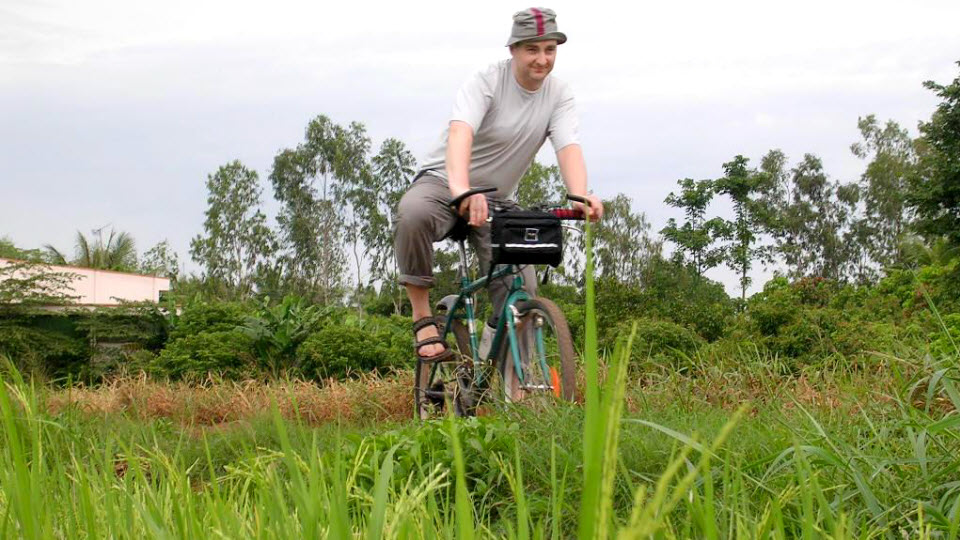 Mekong Delta Cycling Tour 2 days | Homestay in CanTho