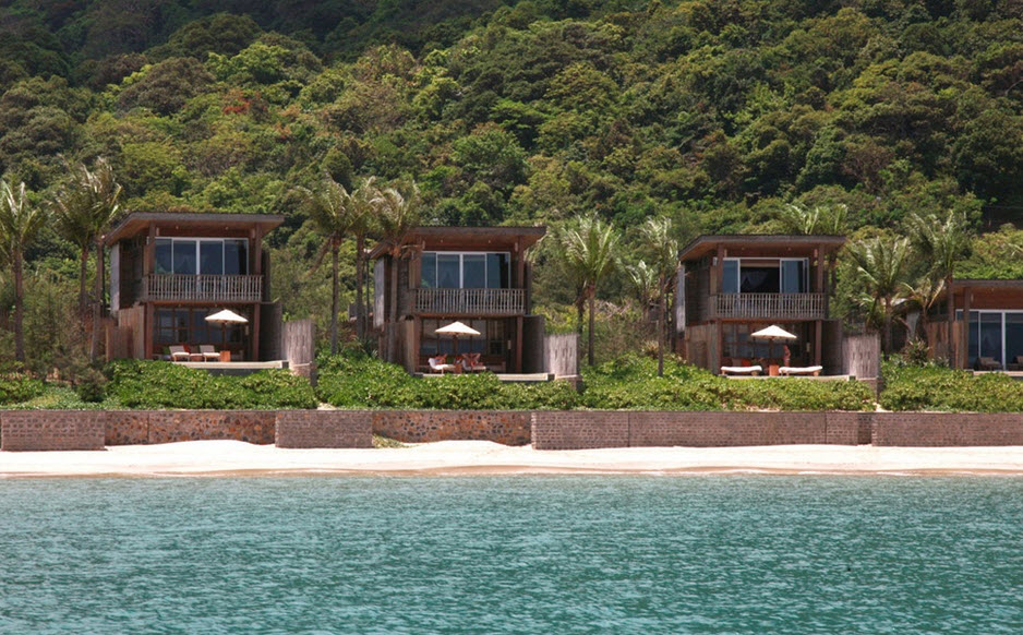 Six senses Con Dao - Ocean front deluxe pool villa